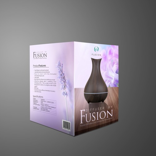 diffuser packaging