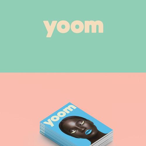 Yoom brand identity