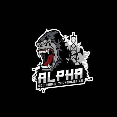 Logo for ALPHA Downhole Technologies