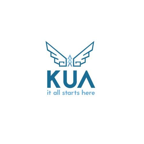 Kua concept logo