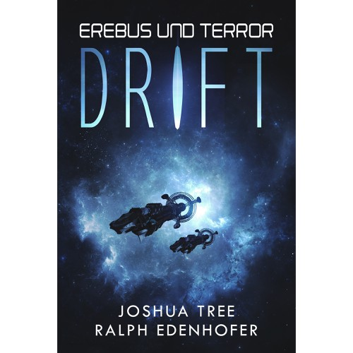 'Drift: Erebus und Terror' book cover