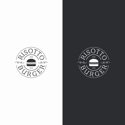 win design risotto burger