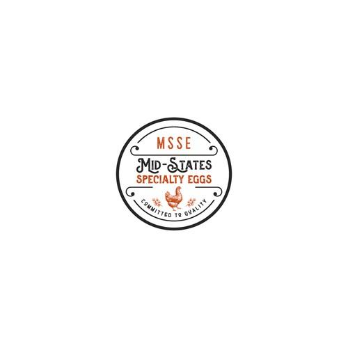 Logo Design for MSSE -an Egg company