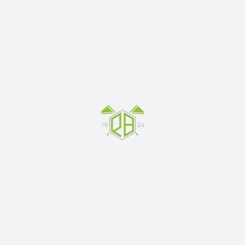 "Logo concept for ""PB 1924"""