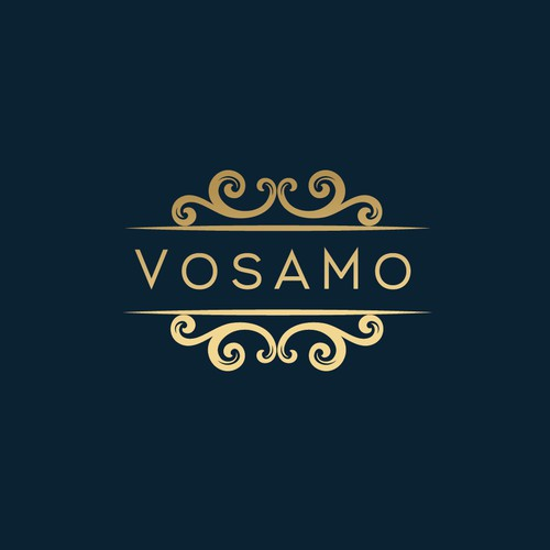 Create a logo for Vosamo (organic soap, candle and aromatherapy company)