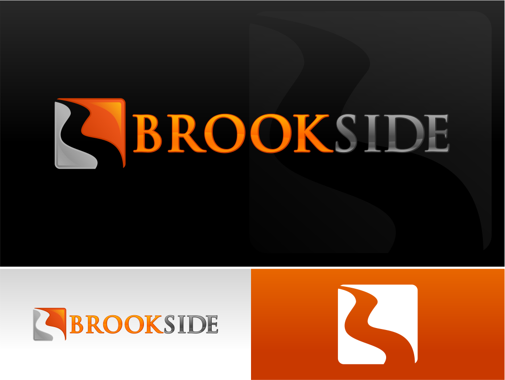 New logo wanted for Brookside or BROOKSIDE or brookside