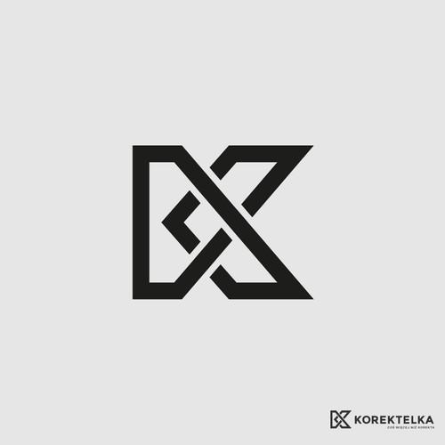 """K"" monogram"