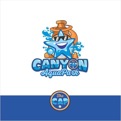 Canyon Aqua Park logo
