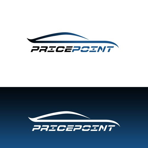 Logo concept for price point