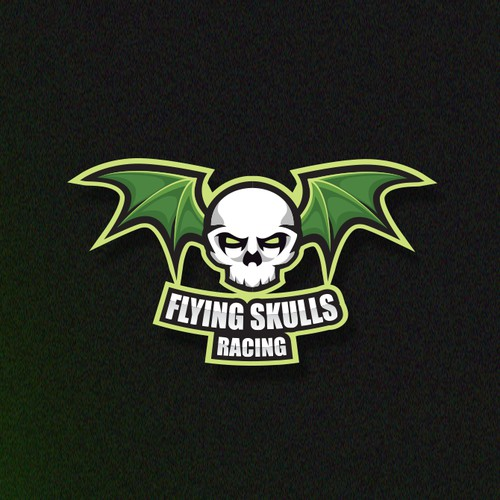 Flying Skulls