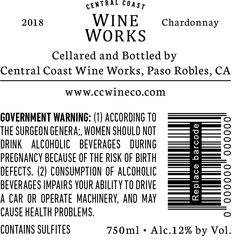 New, dynamic wine brand from Central California, delivering liquid Joy to the World