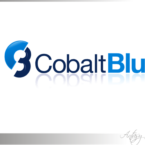 Logo design for CobaltBlu
