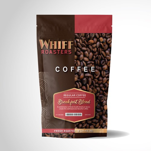 Product Packaging Entry Freshly Roasted Coffee