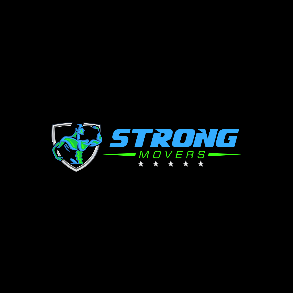 The Strong Movers Logo Challenge