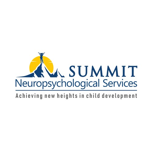 Logo design for SUMMIT NEUROPSYCHOLOGICAL SERVICES