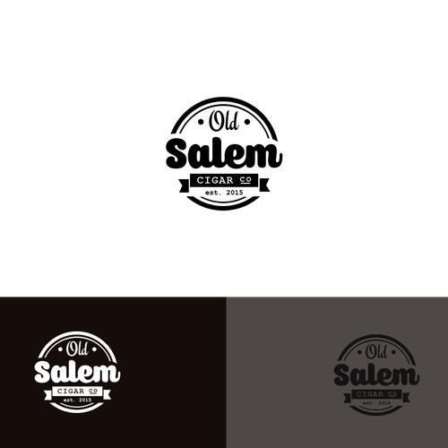 Classy, Elegant, Clean, Modern Cigar Logo