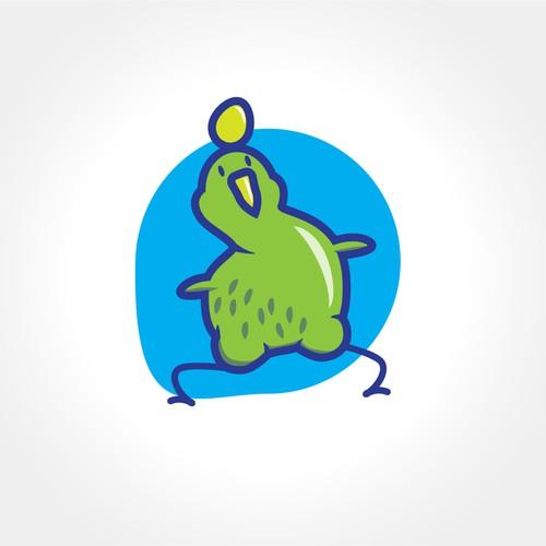 Dancing kakapo