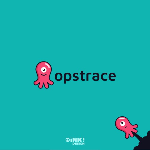 Tracey, the logo for Opstrace