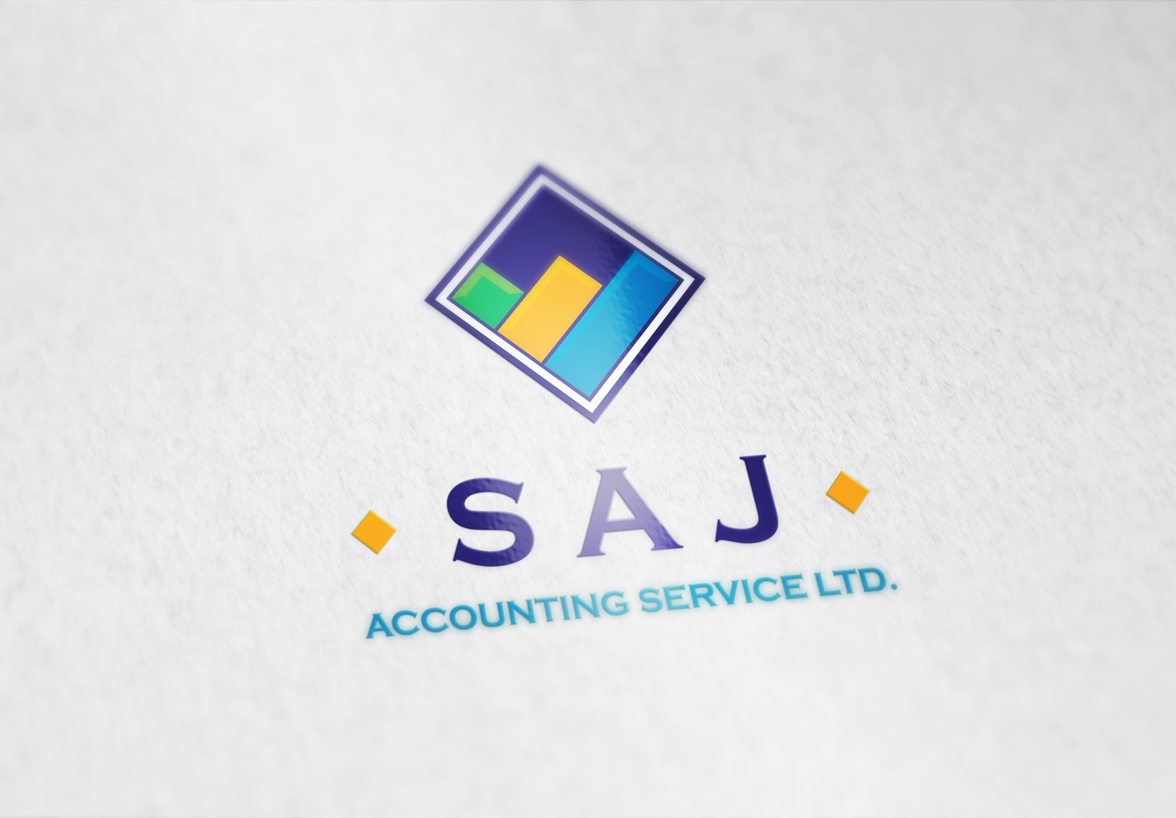 Creating a nice and elegant logo and website for an Accounting firm