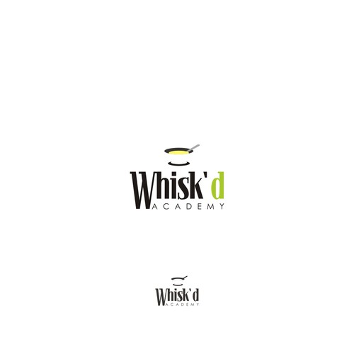 New logo wanted for Whisk'd Academy