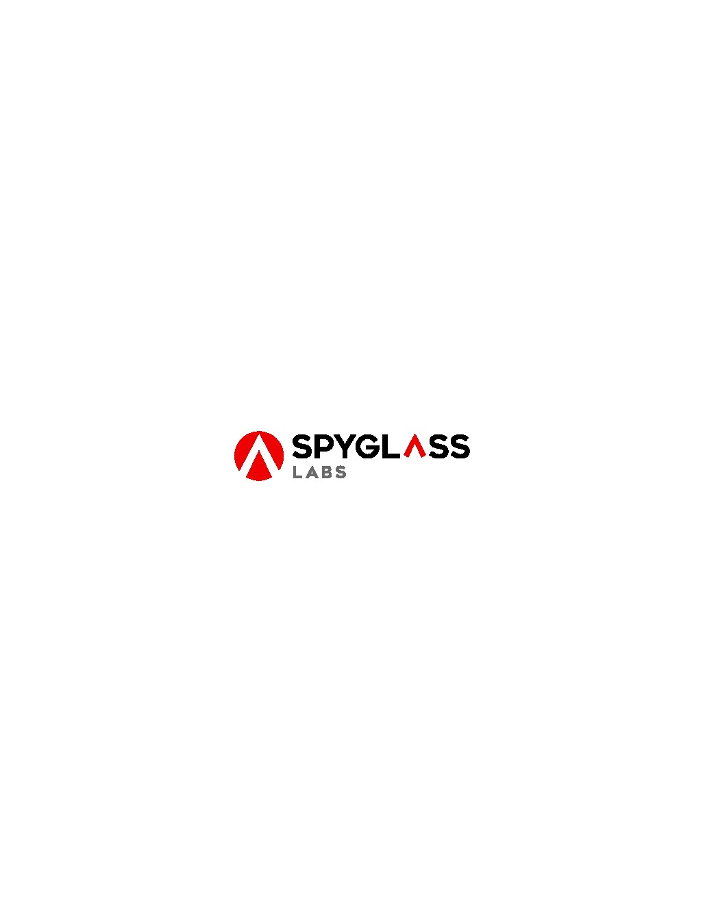 Logo design - Management Consulting firm - Spyglass Labs