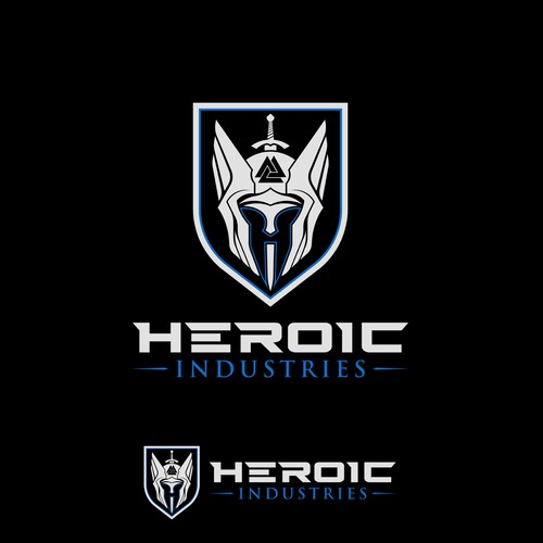 Logo design for Heroic Industries