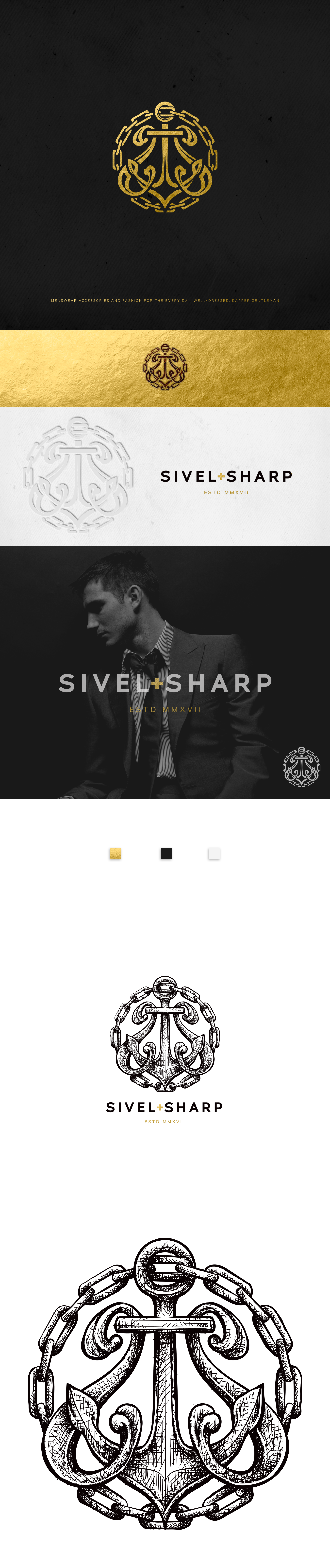 Help rebrand a Men's Accessories/Fashion Co. -  SIVEL + SHARP