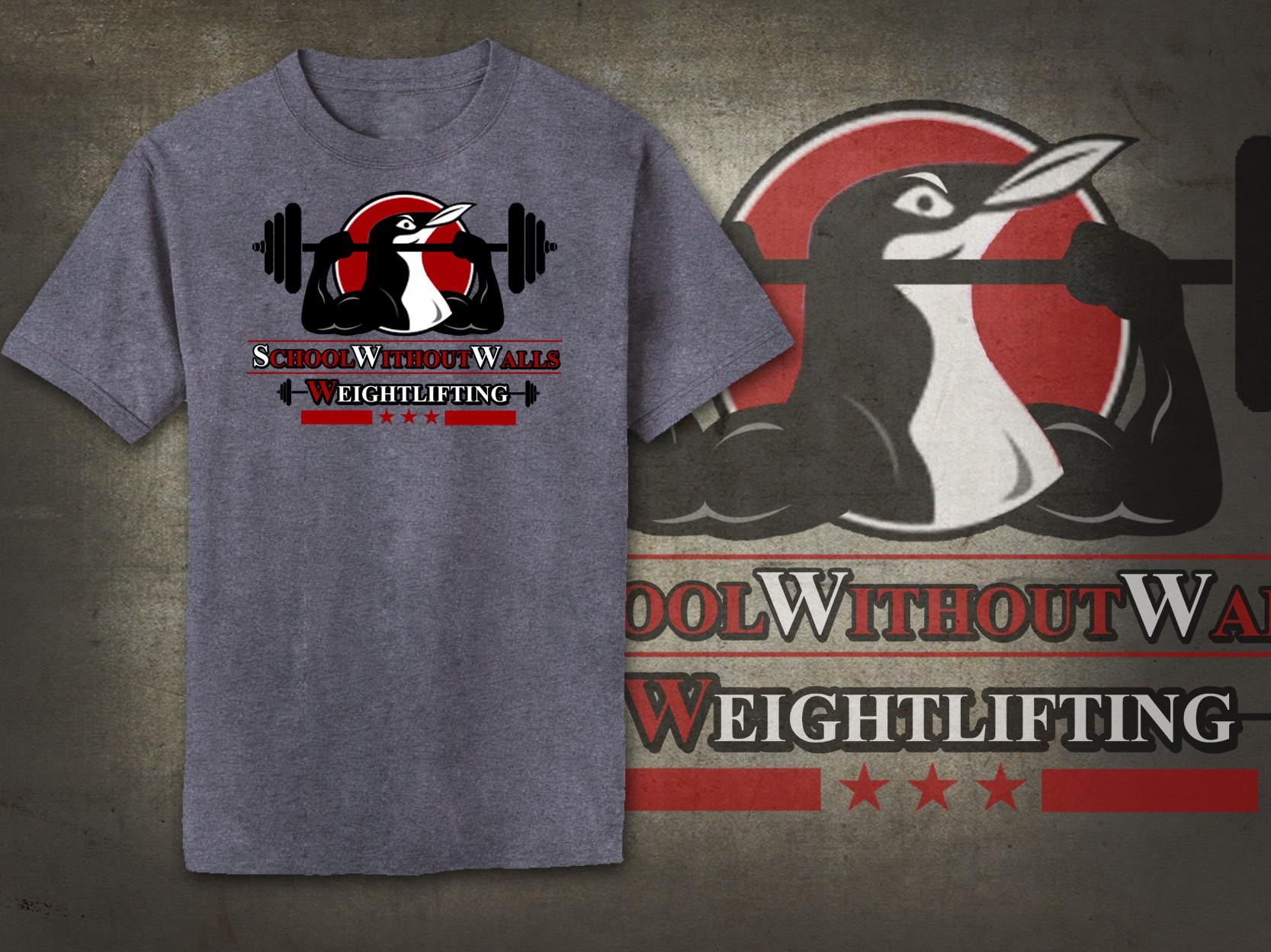 High School Weightlifting Club needs shirt!