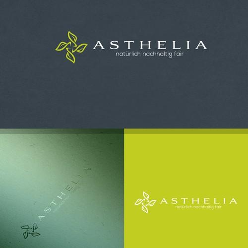 Asthelia logo