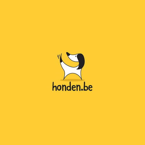 Logo for community/news/information website for dog owners