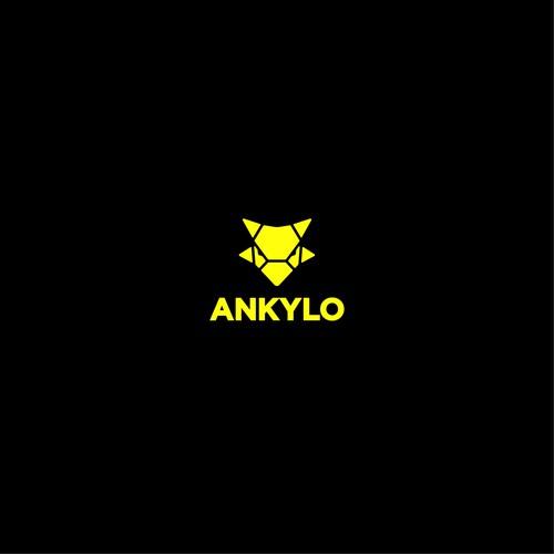 Bold logo for ANKYLO