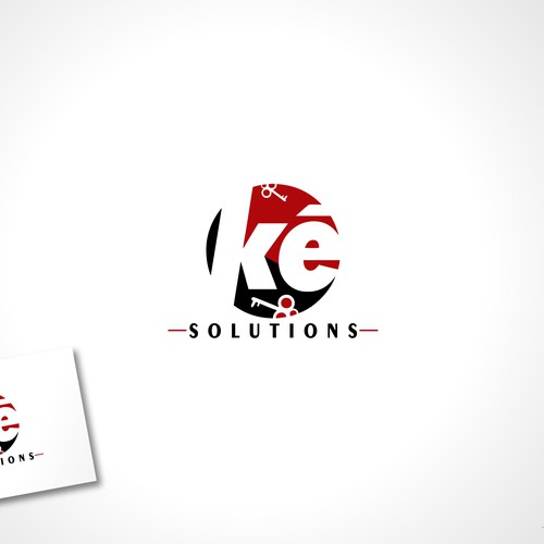 Solutions Company Logo Contest Winner