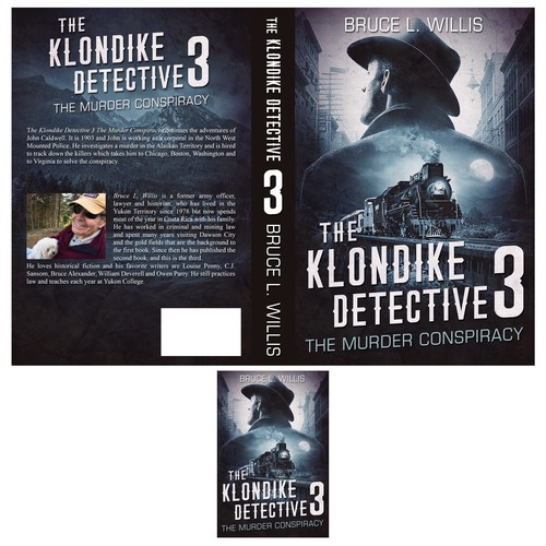 The Clondike Detective book cover