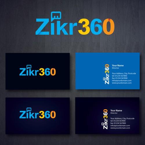Create the next logo for Zikr360