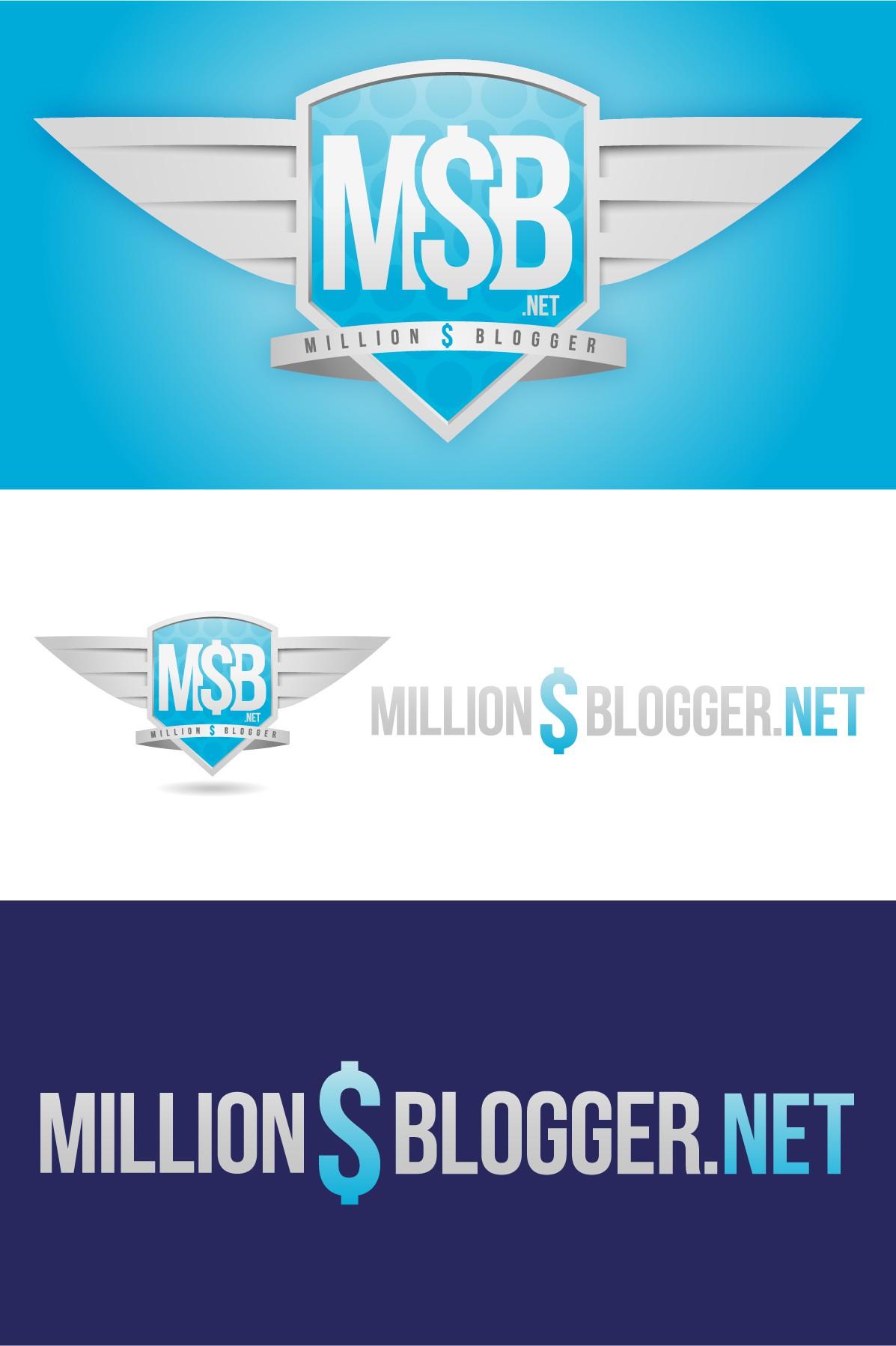 New logo wanted for MillionDollarBlogger.Net