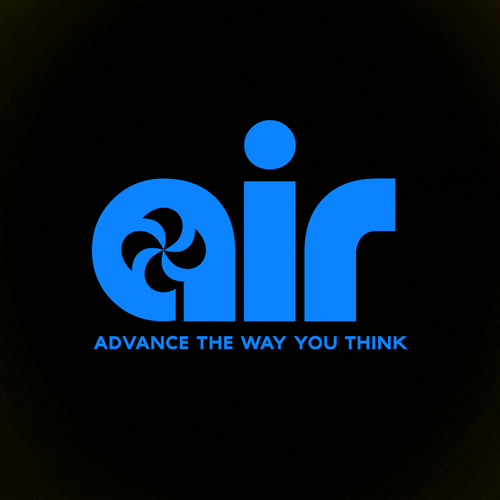 AIR needs a new logo and business card