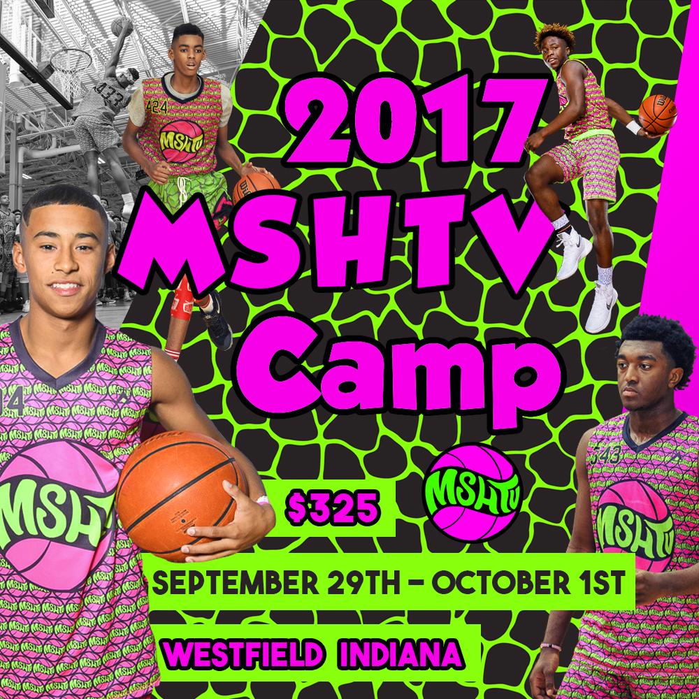 MSHTV Camp Instagram Announcement