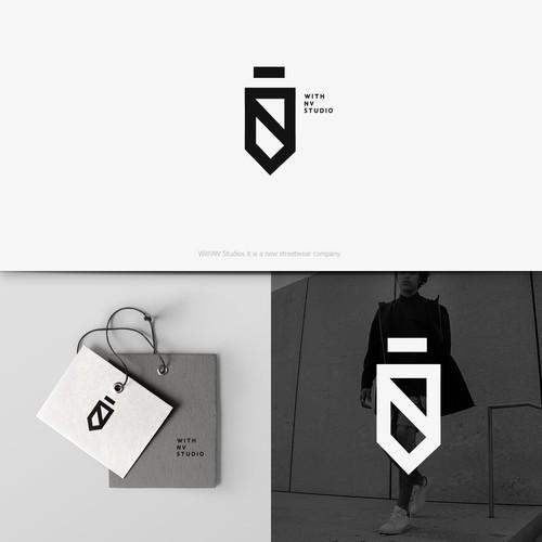 Logo for clothing company.