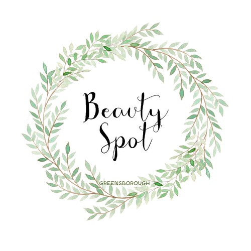 Logo for beauty spa