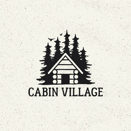 Cabin Village image package