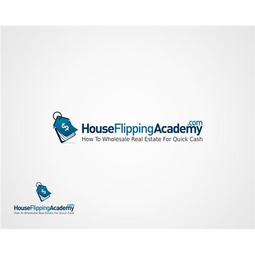 Logo concept for HouseFlippingAcademy.com
