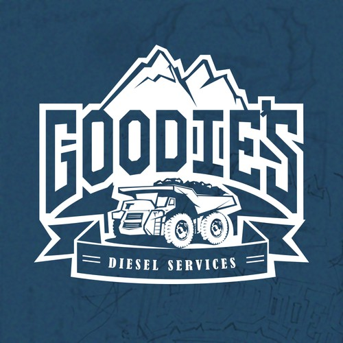 logo concept for  GoodiesDieselServices
