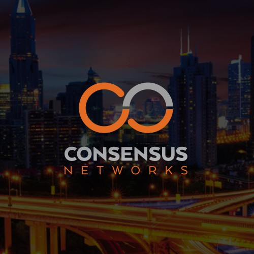 Consensus Networks Logo design