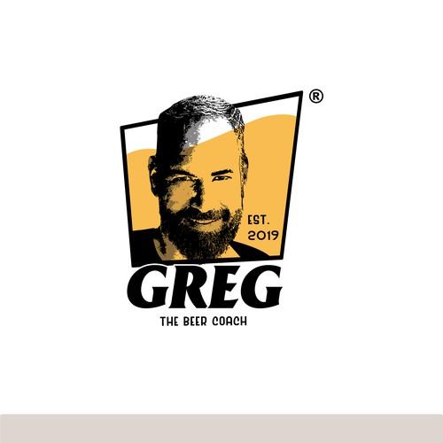 """Logotipo  """"Greg"""""""