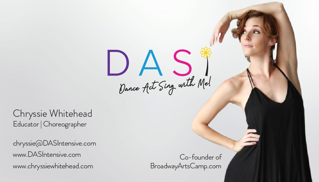 Business Cards for DASI