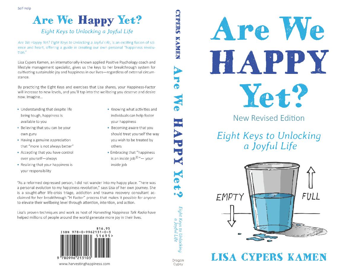 Happy Book Cover X 2