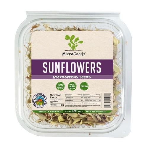 microgreens seeds for MicroGoods