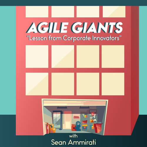 Agile Giants Podcast cover