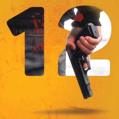Thriller & crime book cover - 12