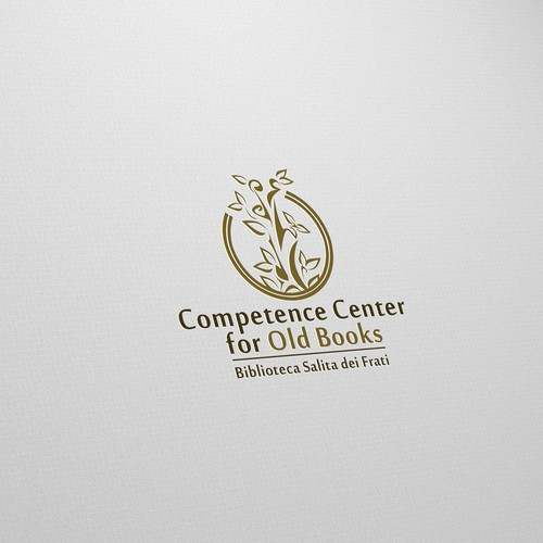Create a new logo for Competence Center for Old Books